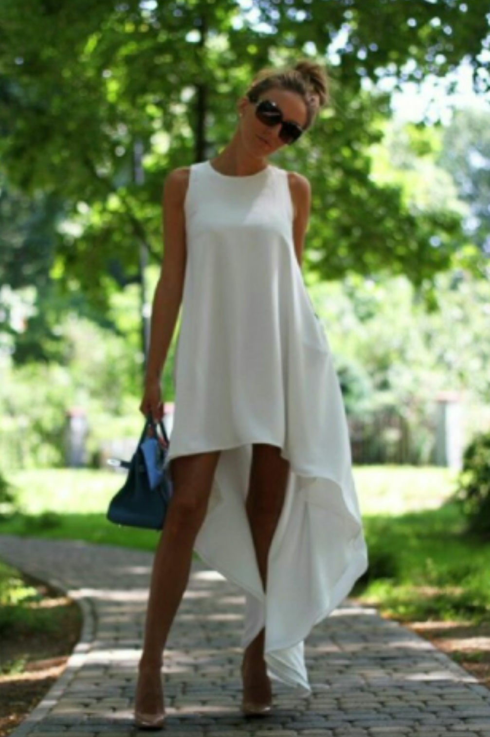 When inspiration hits mccall 39 s 6957 adrienne m nixon for Summer white party ideas
